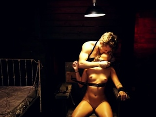 Naked bondage and huge dick brutal fuck xxx Fed up with