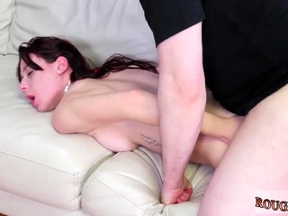 Extreme rough double penetration and pounding xxx Your