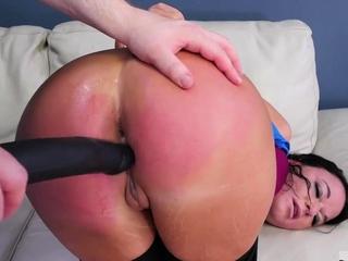 Bdsm scene and bondage played Fuck my ass, bang my head
