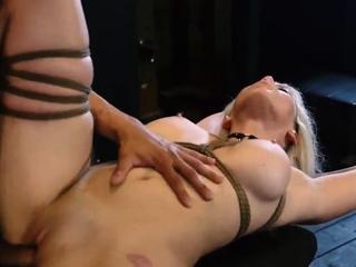Gangbang rough bondage submission xxx Big-breasted