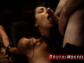 Cruel bdsm and cody lane rough school Two young sluts,