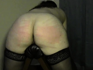 the dreaded whip and cane for slut Norah