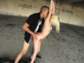 Bondage gangbang fisting xxx Helpless teenager Piper Perri w