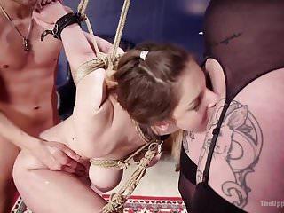 Fan Girl Gets The Full Treatment