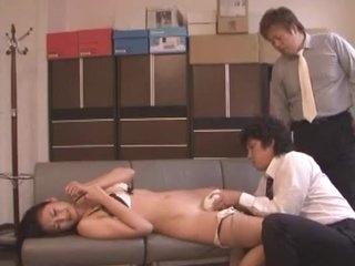 Best Japanese whore Risa Murakami in Exotic Masturbation, Cuckold JAV video