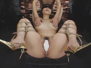 Horny homemade BDSM, Fetish porn video