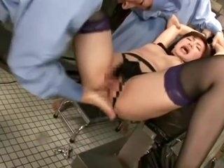 Ooshiro Kaede, Kashiwagi Erika, Ayaken Hikaru  in FILE.01 Hospital Rape