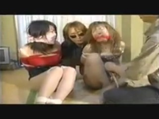 Japanese gagged 3